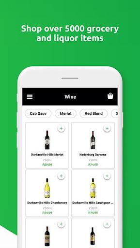 Bottles: Grocery and liquor 5.1 Screenshots 9