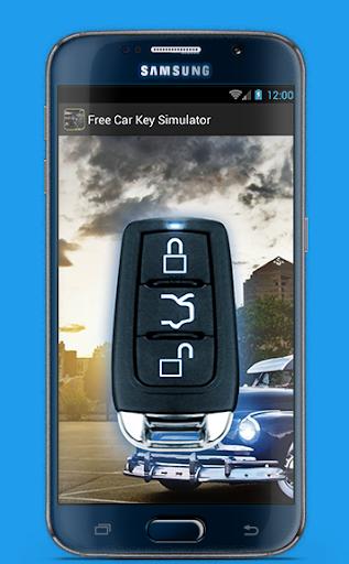 Car keys free simulator