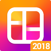 Collage Foto Editor - Bilder bearbeiten icon