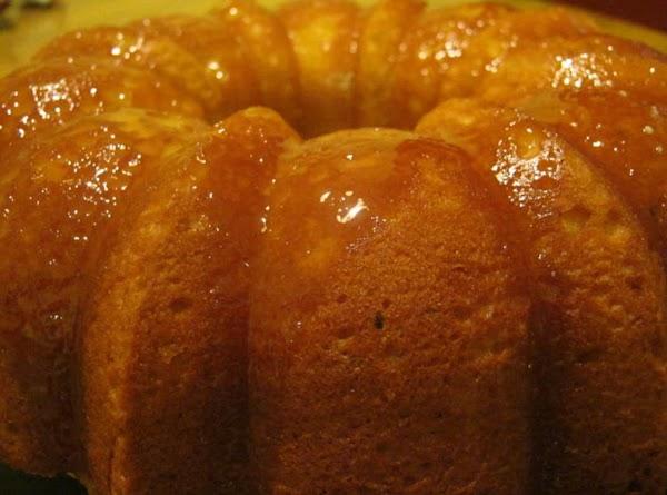 Key Lime Rum Cake Recipe