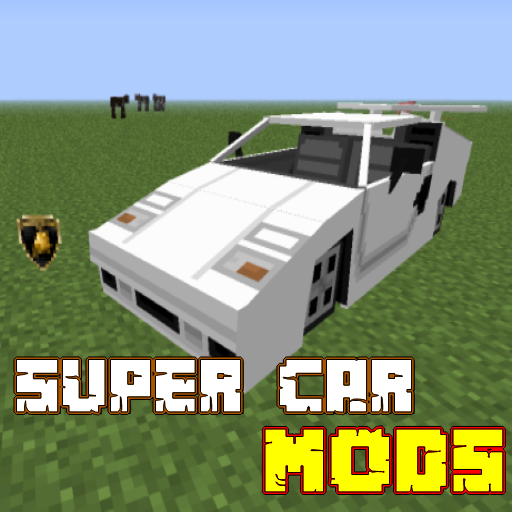 Super Car Mods MCPE