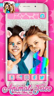 [Download Animal Face Photo Editor App for PC] Screenshot 2