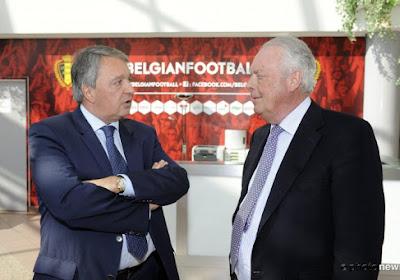 """Van Holsbeeck zet paars-wit op scherp: """"Daarmee moeten we beginnen in play-off 1"""""""