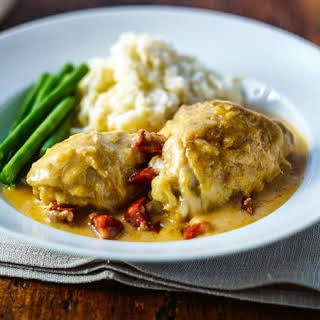 Chorizo Sauce Chicken Recipes.