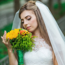 Wedding photographer Anastasiya Terida-Kremeneckaya (nastya1994). Photo of 03.10.2017
