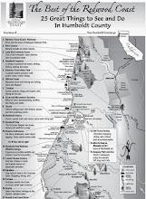 Photo: The Redwood Coast map