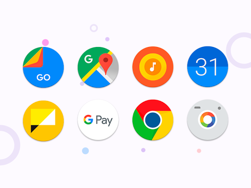 Pixel pie icon pack - free pixel icon pack 1.0.6 screenshots 2