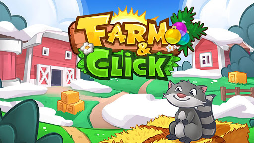 Farm and Click - Idle Farming Clicker PRO game for Android screenshot