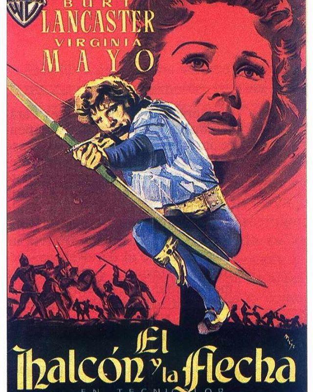 El halcón y la flecha (1950, Jacques Tourneur)
