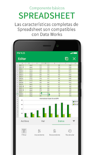 WPS Office - Word, Docs, PDF, Note, Slide & Sheet: miniatura de captura de pantalla