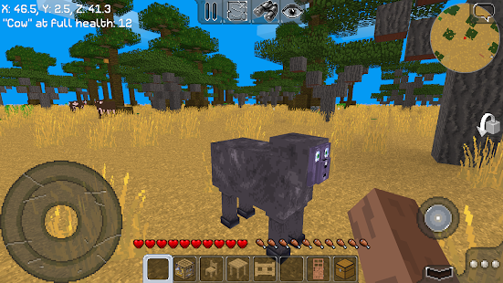 Download MultiCraft ― Build and Mine!  apk screenshot 3