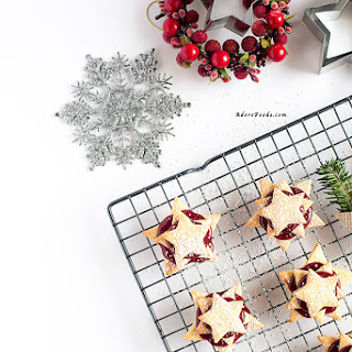 German Terrassen Kekse Christmas Cookies Recipe