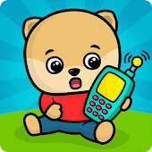 Baby Phone – learn numbers and animal sounds