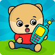 Baby phone kids games - animal sounds for toddlers (game)