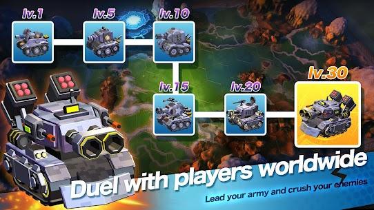 Top War: Battle Game Mod 1.56.0 Apk [Unlimited Money] 3