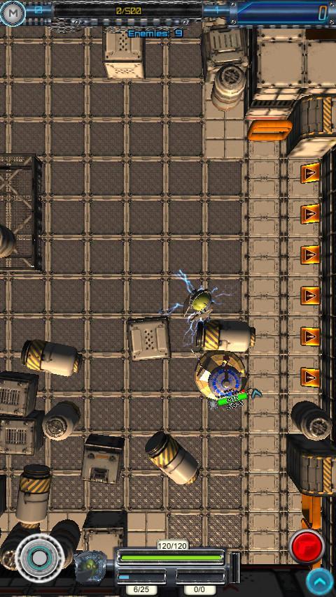 In-Droid- screenshot