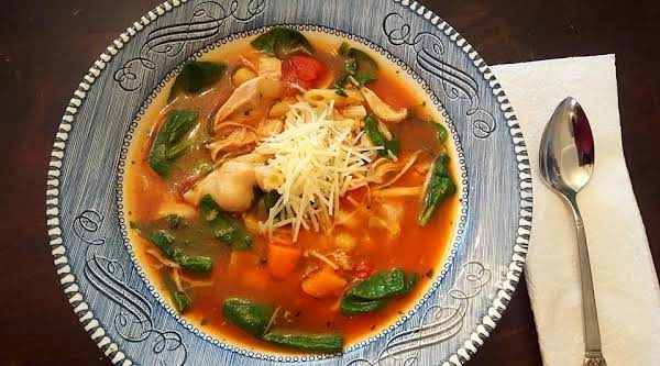 Instant Pot Turkey/chicken Minestrone