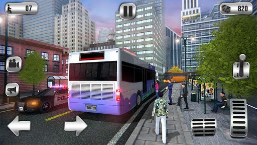 Extreme Coach Bus Simulator apkpoly screenshots 12