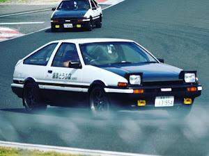 スプリンタートレノ AE86 AE86 GT-APEX 58年式のカスタム事例画像 lemoned_ae86さんの2019年01月09日19:23の投稿