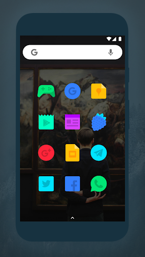 Aivy - Icon Pack  screenshots 1