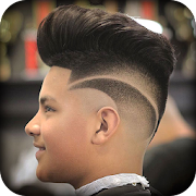 Men Hairstyle set my face 2019