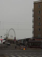 Photo: En....heel dicht bij de pier, waar de start- en finishlocatie is.