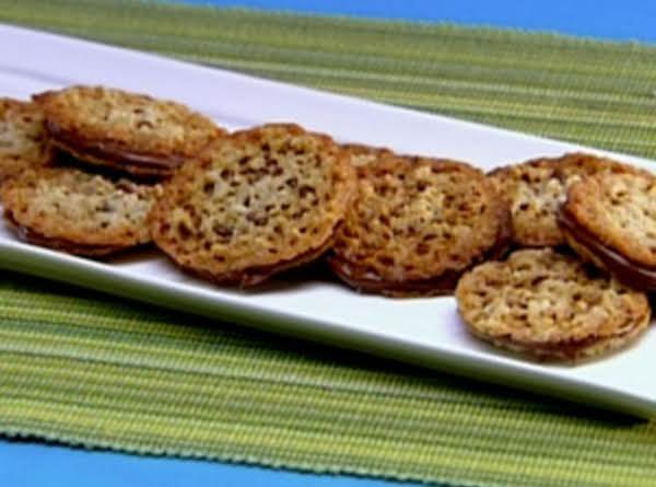 Crispy Nutella Cookies Recipe