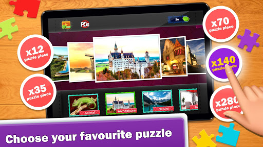 Jigsaw Puzzle android2mod screenshots 1