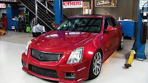 2012 Cadillac CTS-V thumbnail