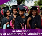 Graduation (Faculty of Commerce & Administration) : NWU Mafikeng Campus