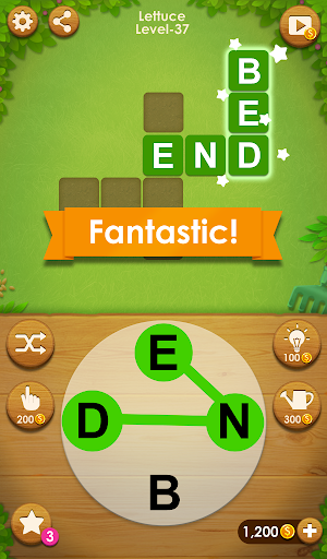 Word Farm Cross  screenshots 3