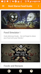 Don't Starve: Food Simulator - náhled