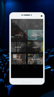 Show Movie Box For Android - Reference - náhled
