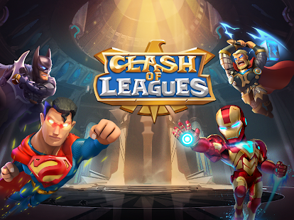 Clash of Leagues: Heroes Rising