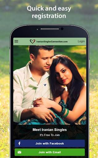 IranianSinglesConnection - Iranian Dating App 2.1.6.1561 screenshots 1