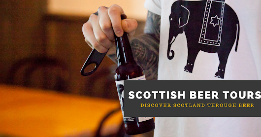 Scottish Beer Tour: 21st May 2017