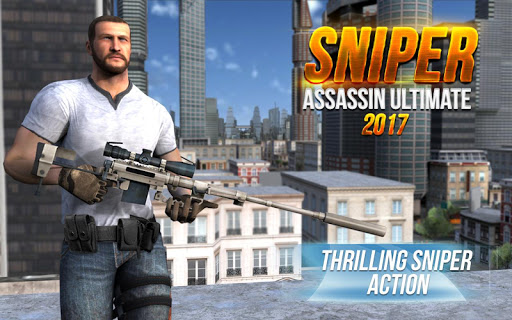 Sniper Assassin Ultimate 2017  {cheat hack gameplay apk mod resources generator} 1