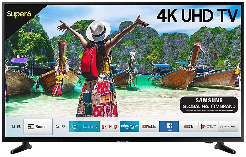 Samsung UA43NU6100 55 Inch Smart TV