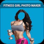 Fitness Girl Photo Maker