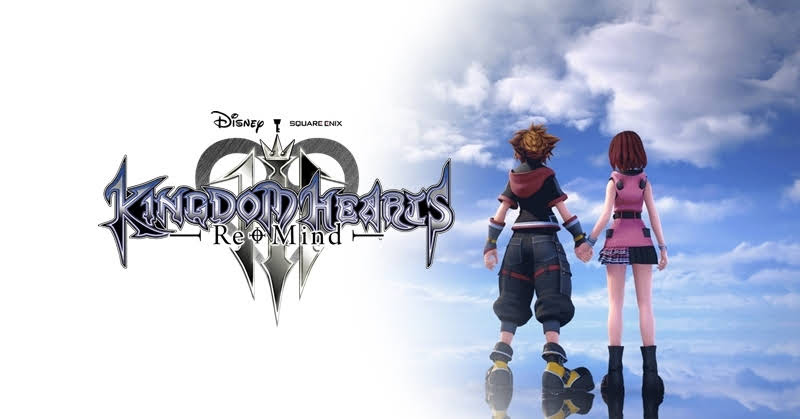 KINGDOM HEARTS III Re Mind ตีแผ่จุดไคลแม็กซ์ด้วย DLC ใหม่