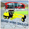 Grader Works Simulator icon