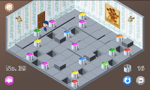 無料解谜Appのカラフルフロア|記事Game