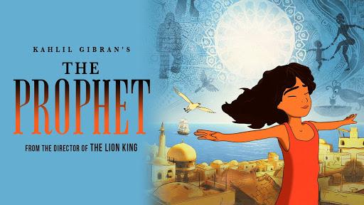 Kahlil Gibran S The Prophet Official Trailer Youtube