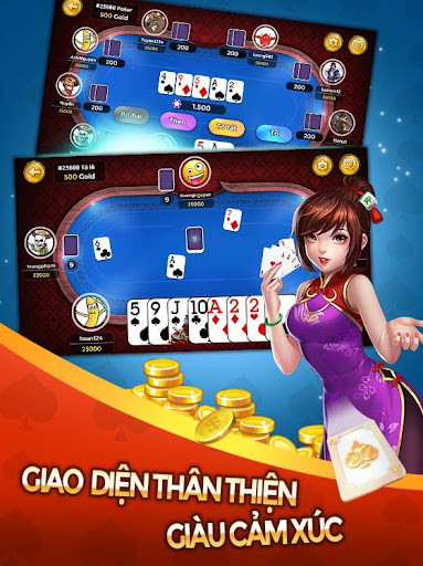 Game Bai - Danh bai doi thuong 52Play 1.0 8