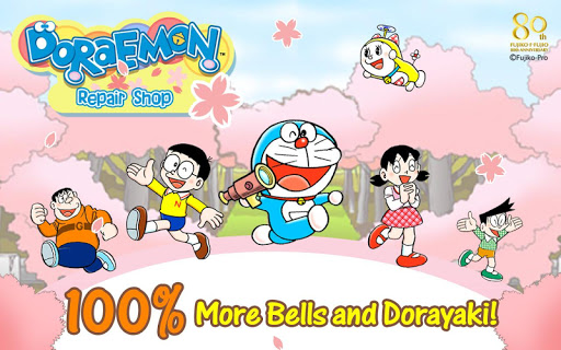 Doraemon Repair Shop Seasons 1.5.1 screenshots 6