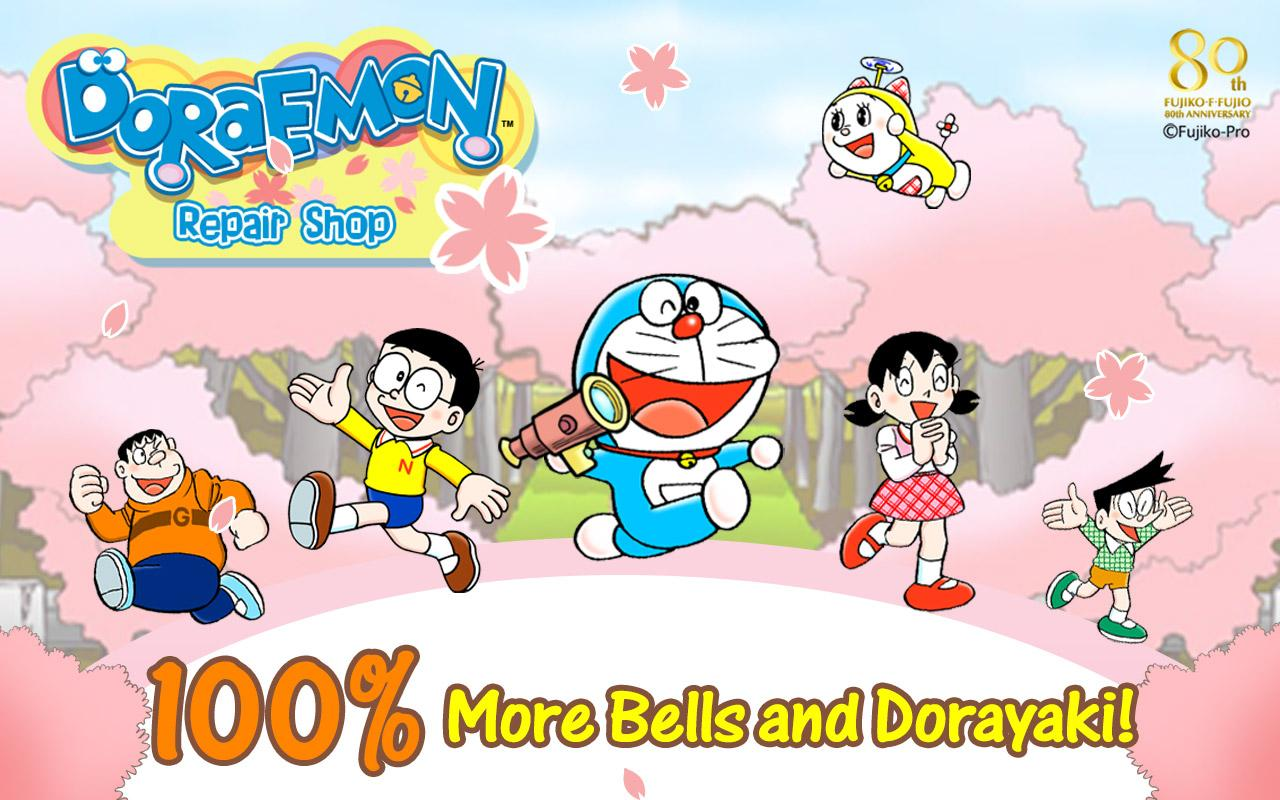 Doraemon Repair Shop Seasons Apl Android Di Google Play