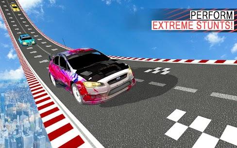 GT Car Racing Stunts-Crazy Impossible Tracks 5