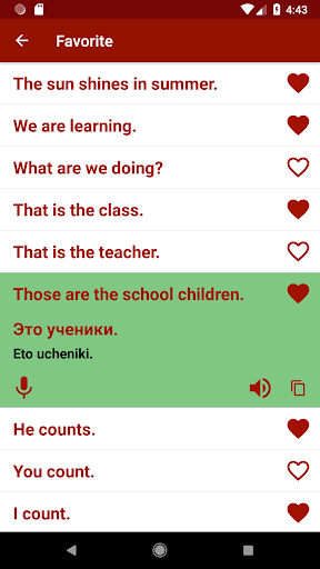 Learn Russia Free Offline For Travel 1.4 screenshots 3