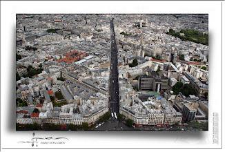 Foto: 2012 06 16 - P 167 D - Paris von oben 132
