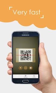 QR Barcode Scanner & Generator Free 3